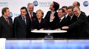 """""""Nord Stream 2 vooral voor centraal-Europa"""""""