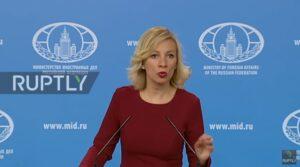 """Rusland: """"Amerikaans legermacht in Syrië in strijd met internationaal recht"""""""