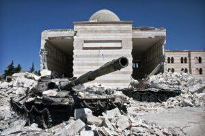 Syrië: David tegen Goliath