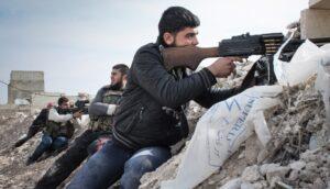 Nederland steunde 'regime change' in Syrië