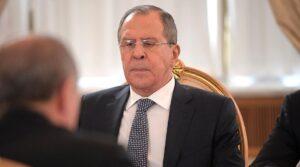 Wat zei Lavrov over Russische inmenging in Oekraïne?