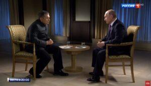 """Poetin: """"Het is tijd voor Rusland om terug te vechten"""""""