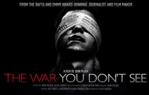 Documentaire: The war you don't see