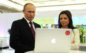 Britse overheid voert informatieoorlog tegen Rusland