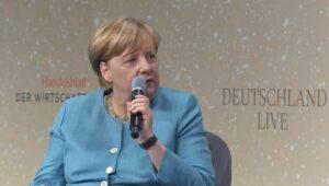 Merkel wil met Biden praten over Nord Stream 2