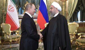 Iran sluit zich aan bij Euraziatische Economische Unie