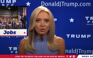 President Trump lanceert eigen journaal