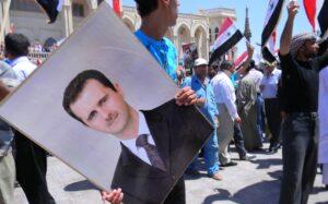 Syrië als symbool van weerstand tegen Amerikaans imperialisme