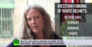 White Helmets: Propaganda-instrument van het Westen?