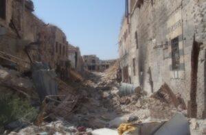Dood en leven in Aleppo