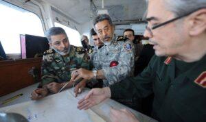 Iran en Syrië bespreken militaire strategie
