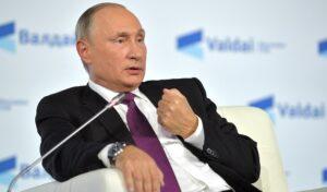 Poetin over Catalonië en dubbele standaarden van het Westen