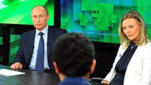 """""""Russia Today ondermijnt Westerse democratieën"""""""