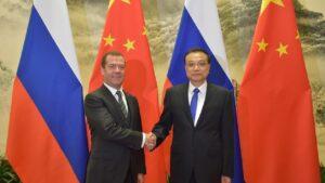 China en Rusland willen betaalsystemen koppelen?
