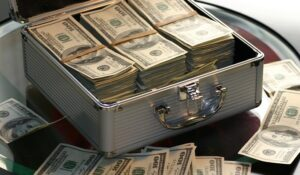 Run op reverse repo houdt aan: bijna $1 biljoen
