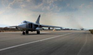 Russische luchtbasis in Syrië onder vuur genomen