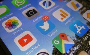 Twitter blokkeert ongewenste mening over Europees Parlement