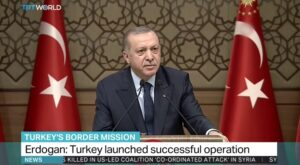 Erdogan wil militaire operatie uitbreiden naar Idlib
