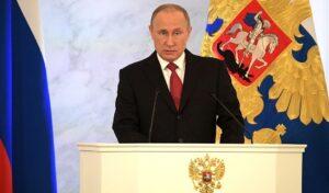 Poetin hoopt dat Europa sancties opheft