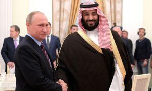 Saudi-Arabië en Rusland sluiten grote energiedeals