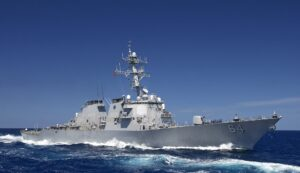 VS stuurt meer oorlogsschepen naar Zwarte Zee