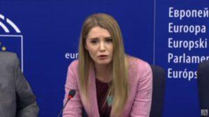 Europees Parlement nodigt Lauren Southern uit