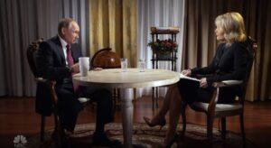 Interview: Megyn Kelly in gesprek met Poetin