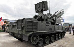 Rusland leverde tientallen luchtafweersystemen aan Syrië