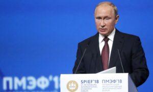 Poetin: 'Wij kunnen Europa veiligheid bieden'
