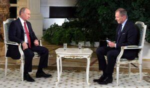 """Poetin: """"Wij willen Europa niet verdelen"""""""