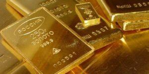 Rusland heeft voor het eerst meer goud dan dollarreserves