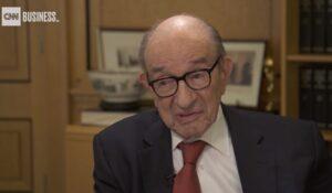 """Greenspan: """"Beleggers moeten zich op het ergste voorbereiden"""""""