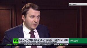 """""""Handel tussen Europa en Rusland groeit met dubbele cijfers"""""""