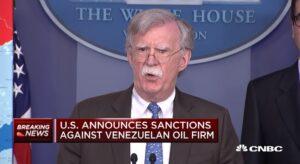 Nieuwe Amerikaanse sancties tegen oliesector Venezuela