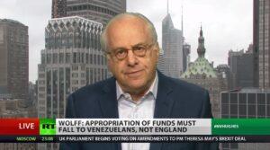"""Richard Wolff: """"Bank of England is geen neutrale speler meer"""""""