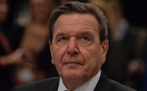 Schröder: Amerikaanse druk zorgt voor vertraging Nord Stream 2