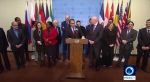Tientallen landen spreken steun uit voor Maduro