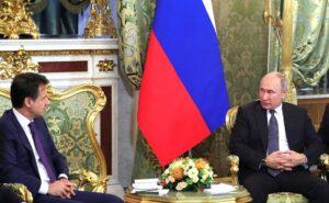 Italië probeert sancties tegen Rusland te beëindigen