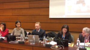 Max Blumenthal geeft toelichting over Venezuela bij de Verenigde Naties
