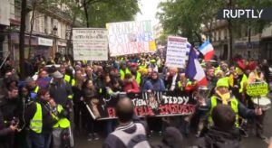 Opnieuw demonstraties gele hesjes in Frankrijk