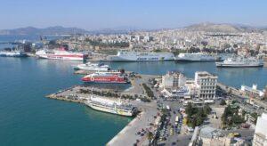 China investeert miljoenen in Griekse haven