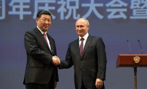 China en Rusland: Samen optreden tegen unilateralisme