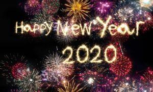 Geotrendlines wenst u een voorspoedig 2020!