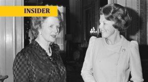 "Margaret Thatcher: ""Euro zal leiden tot chaos in Europa"" (1992)"