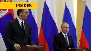 """Poetin: """"Bulgarije vertraagt aanleg nieuwe gaspijpleiding naar Servië"""""""