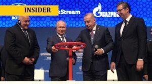 Rusland en Turkije openen officieel TurkStream gaspijpleiding