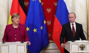"Poetin: ""Nord Stream 2 begin volgend jaar gereed"""