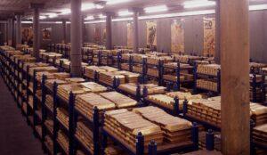 GLD haalt opnieuw goud bij Bank of England