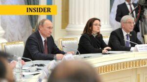 Rusland stapt over van dollars naar euro's