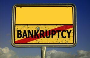Helft Europese mkb vreest binnen een jaar faillissement